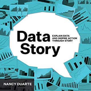 DataStory book cover
