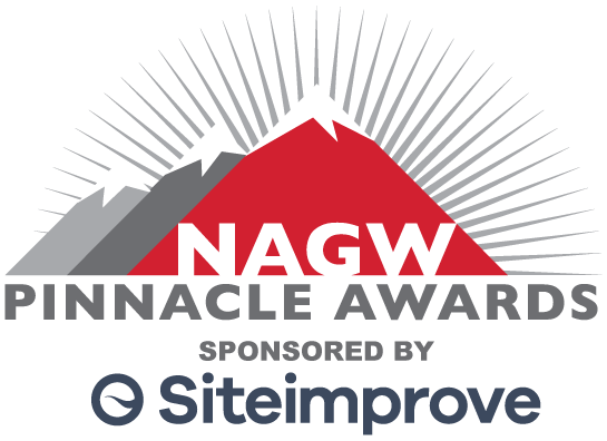 NAGW Pinnacle awards sponsored by Siteimprove